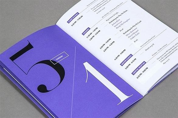 Conference Program Booklet Template New Conference Program Booklet Template Funeral Mass Program