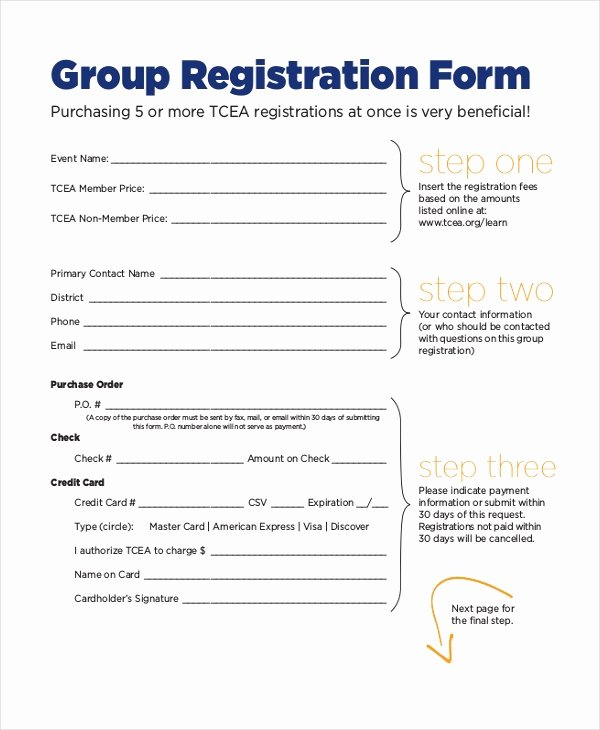 Conference Registration form Template Word Lovely 12 Sample event Registration forms