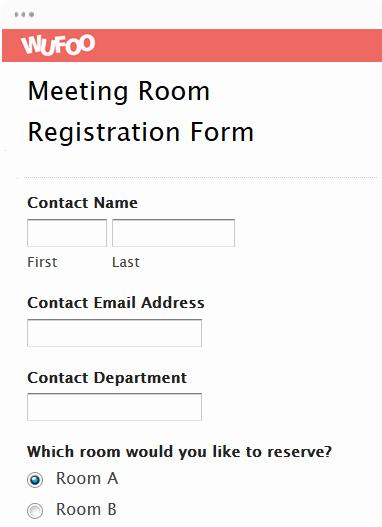 Conference Registration forms Template Elegant Registration form Templates