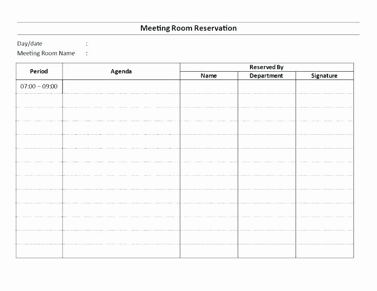 Conference Room Scheduling Template Awesome Hotel Reservation Template Hotel Reservation System