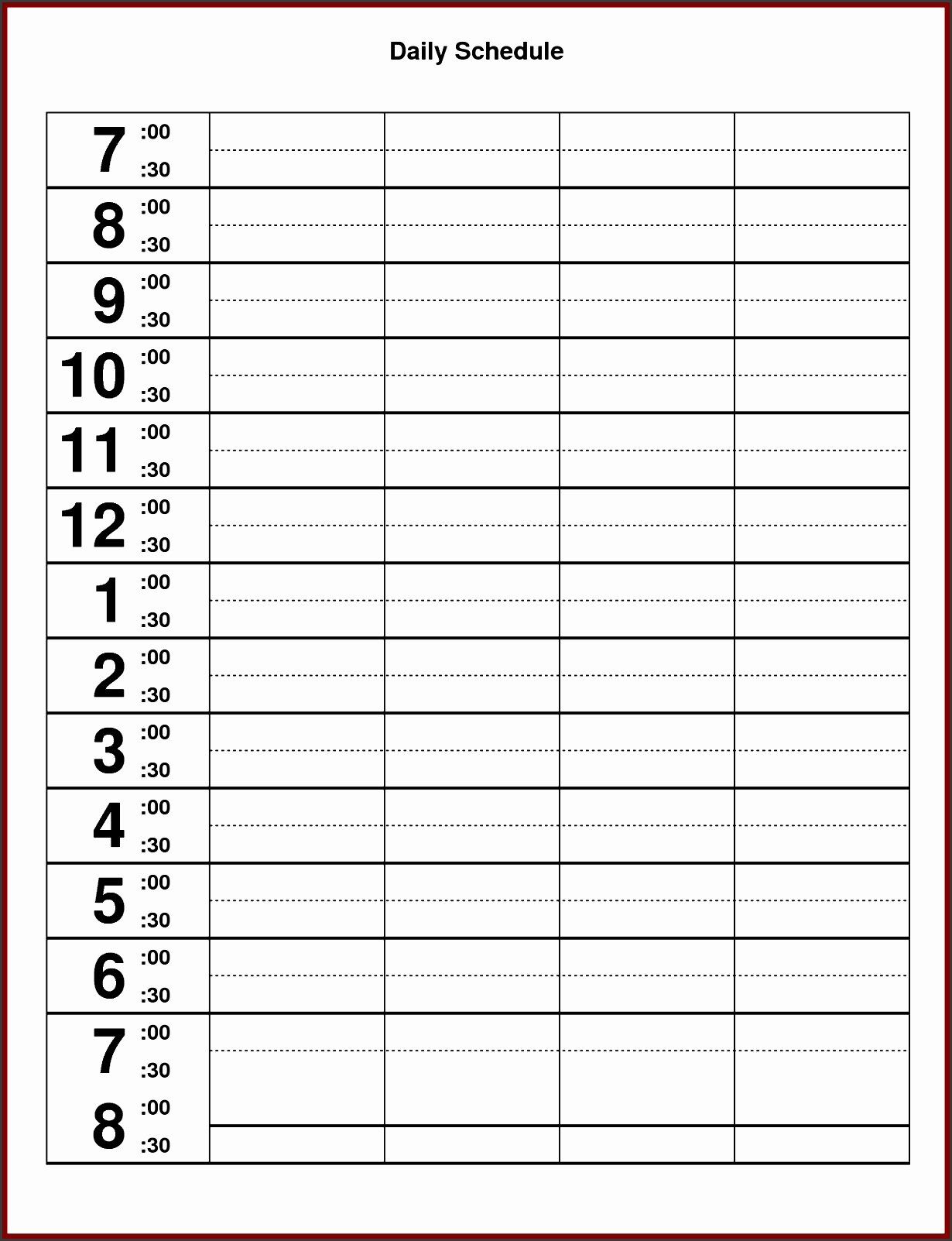Conference Room Scheduling Template Fresh 9 Conference Room Schedule Template Sampletemplatess
