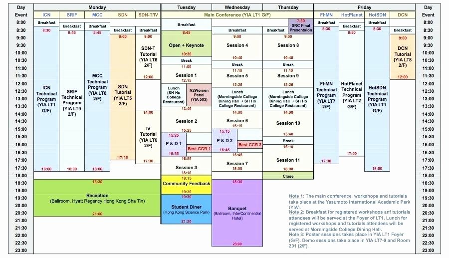 Conference Room Scheduling Template Luxury Conference Schedule Template – Buildingcontractor
