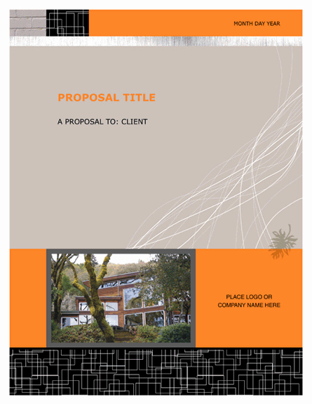 Construction Bid Proposal Template Luxury Construction Bid Proposal Template