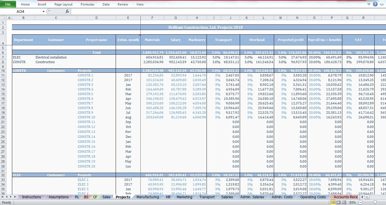 Construction Budget Template Excel Best Of Construction Bud Spreadsheet Example Of Spreadshee Home