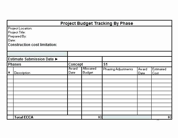 Construction Budget Template Excel Elegant Building Bud Template – Vancouvereast