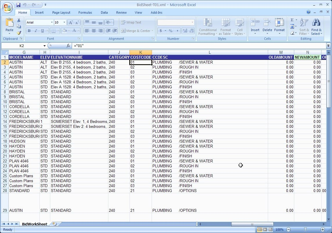 Construction Budget Template Excel Inspirational Home Building Bud Template Excel House Plans