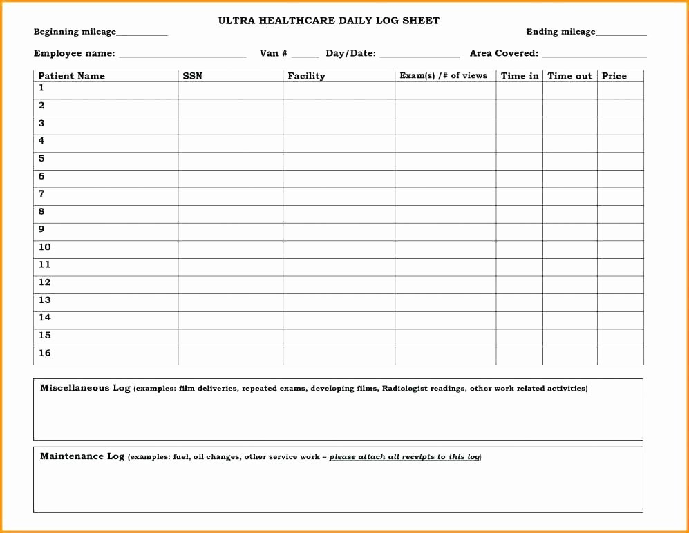 Construction Daily Log Template Beautiful Delivery Log Sheet Template – Flybymedia