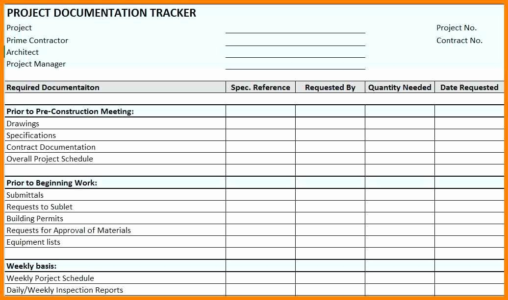Construction Daily Report Template Excel Lovely Daily Progress Report format Construction Project