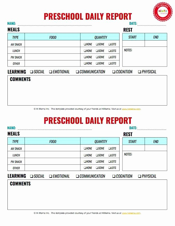 Construction Field Report Template Awesome Observation Report Template Child Protection Templates