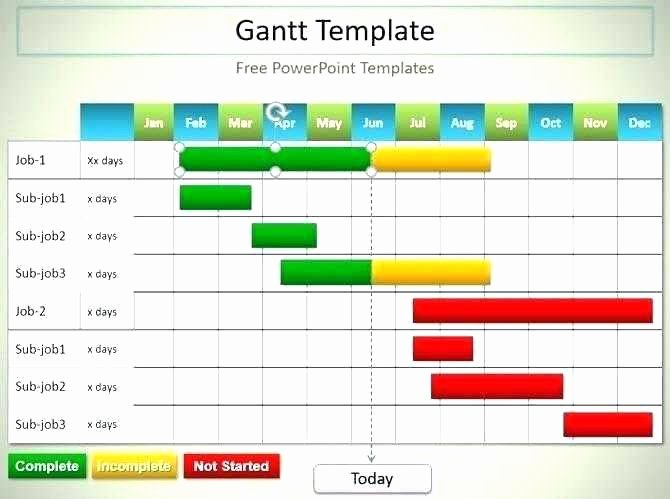 Construction Gantt Chart Excel Template Fresh Best Chart Templates Gantt Excel 2010 Template for