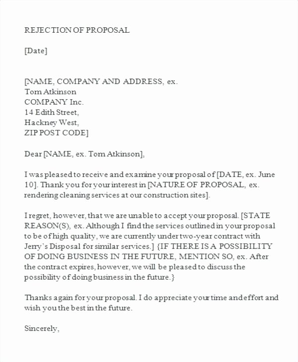 Construction Proposal Template Pdf Beautiful Construction Proposal Letter – Piazzola