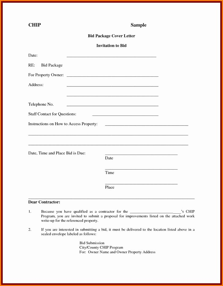 Construction Proposal Template Pdf Inspirational 13 Construction Proposal Template Free Download