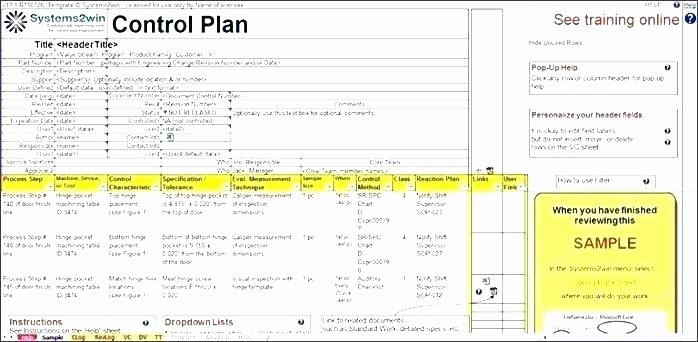 Construction Quality Control Plan Template Awesome Quality Program Template