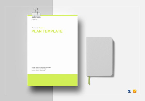 Construction Safety Plan Template Awesome Construction Safety Plan Template 17 Free Word Pdf