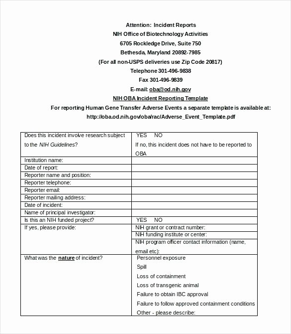 Construction Safety Plan Template Awesome Free Construction Safety Plan Template Read Incident