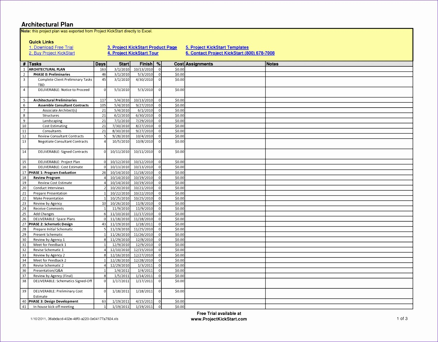 Construction Schedule Excel Template Free New 6 Construction Schedule Template Excel Free Download