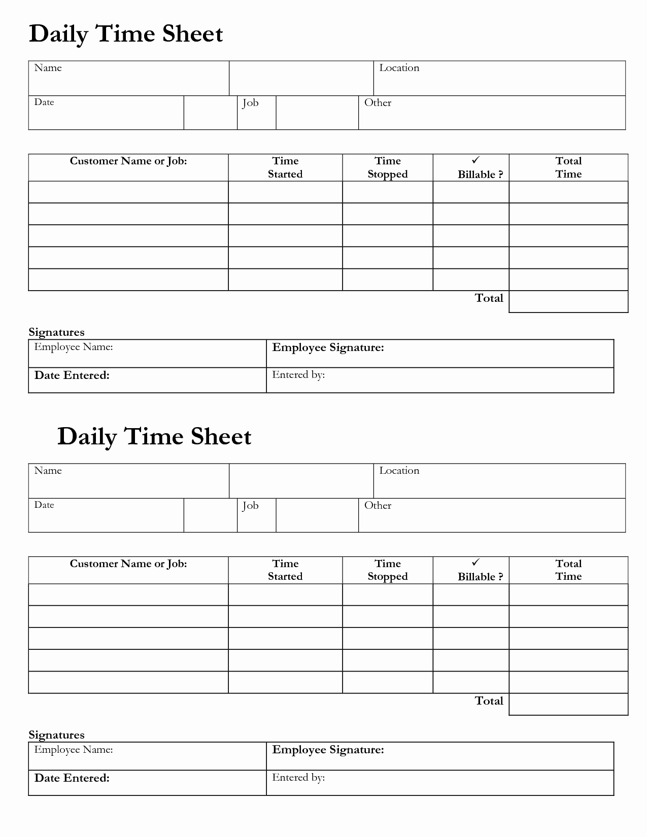 Construction Time Card Template New Best S Of Daily Job Sheet Template Construction