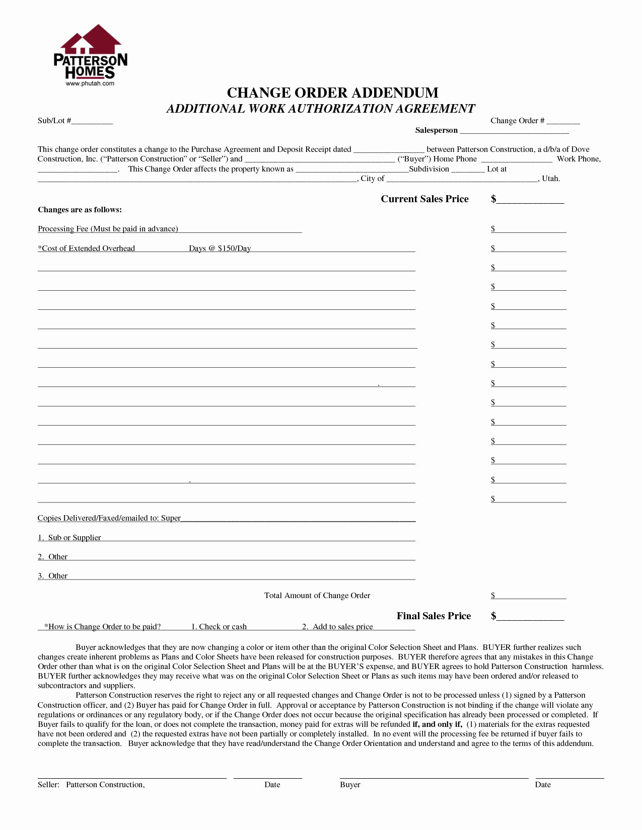 Construction Work order Template Fresh 19 Construction Work order Steamtraaleren Borgenes