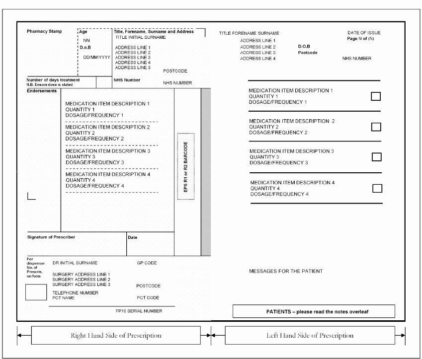 Contact Lens Prescription Template Beautiful Blank Prescription form Template – Versatolelive