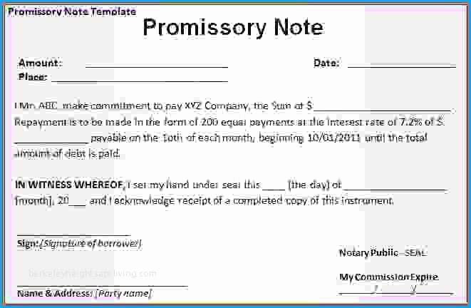 Contract for Money Owed Template Fresh I Owe You Contract Template Awful 25 Iou Contract