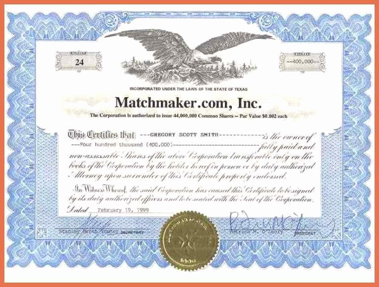 Corporate Stock Certificate Template Elegant Corporate Stock Certificate Template Word Filename