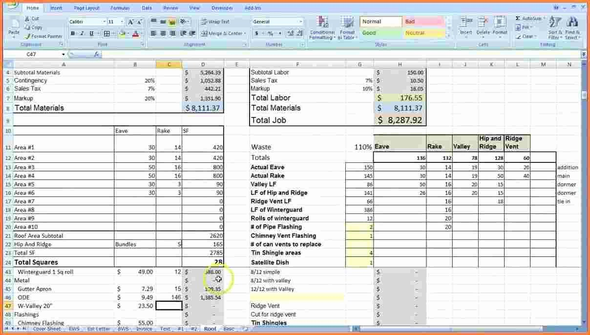 Cost Analysis Excel Template Inspirational 8 Cost Analysis Spreadsheet Template