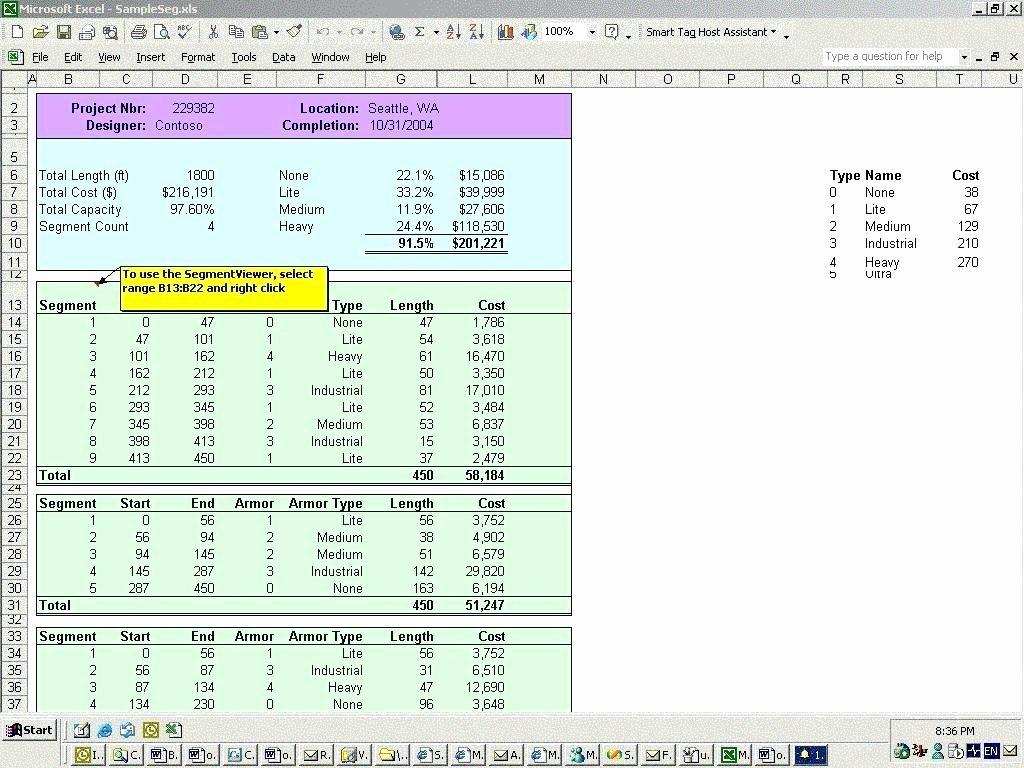 Cost Estimate Template Excel Fresh Excel Cost Estimate Template