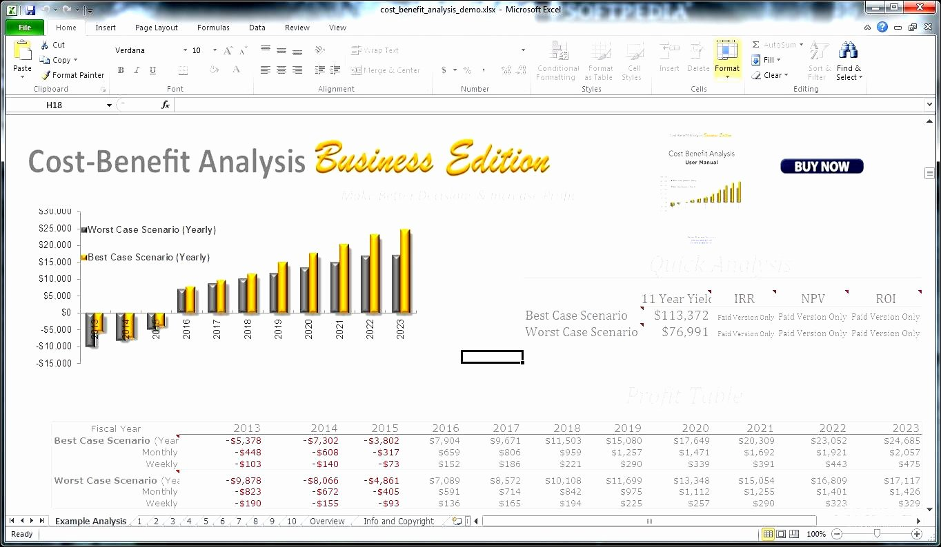 26 images of free cost savings presentation template in excel 6822