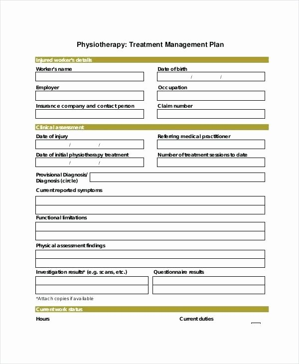 Counseling Treatment Plan Template Awesome Substance Abuse Treatment Plan Template Cute Counseling
