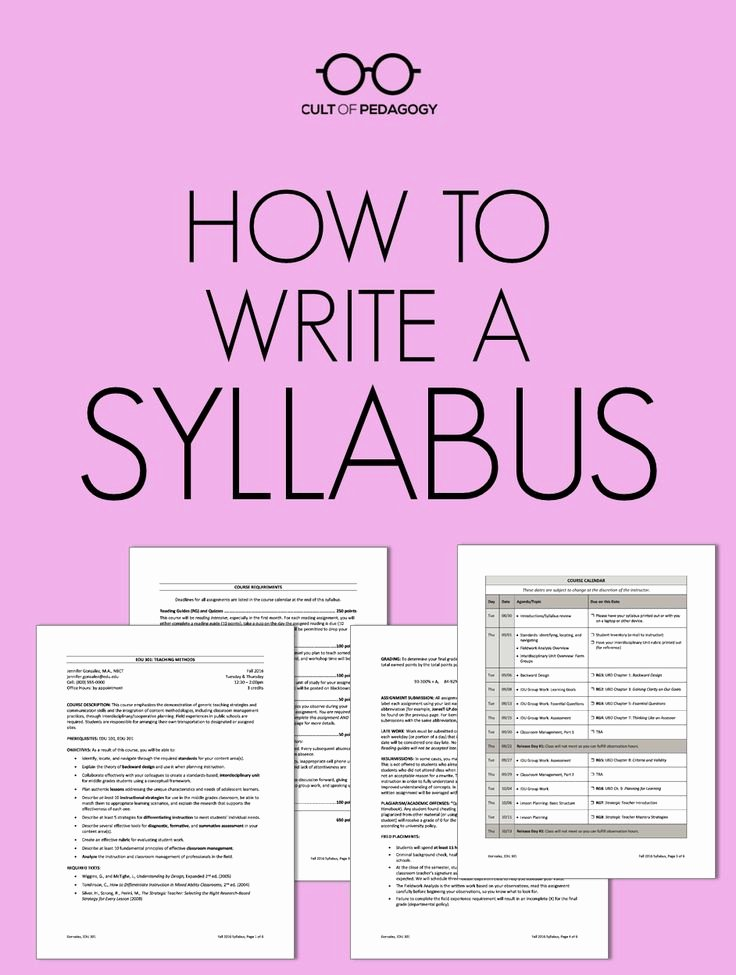 Course Syllabus Template for Teachers Lovely Best 25 Syllabus Template Ideas On Pinterest