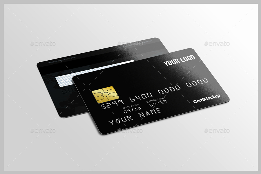 Credit Card Design Template Awesome 10 Credit Card Designs