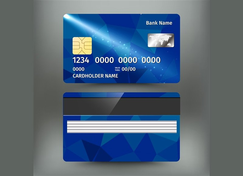 Credit Card Design Template Awesome 19 Credit Card Designs