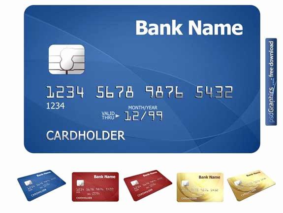 Credit Card Design Template Beautiful 20 Free Credit Card Mockups
