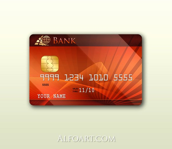 Credit Card Design Template Beautiful Process Of Making A Platinum Credit Card Using Shop