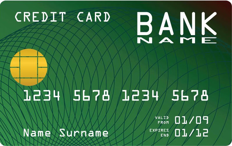 Credit Card Design Template Best Of Credit Card Vector Templates