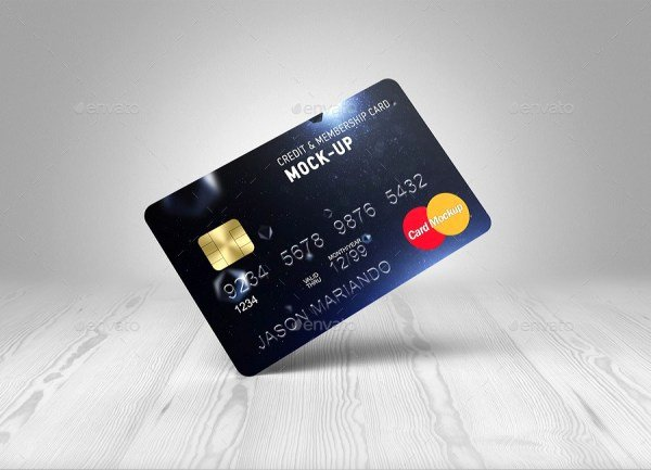 Credit Card Design Template Elegant 21 Best Credit Card Mockup Psd Free and Premium