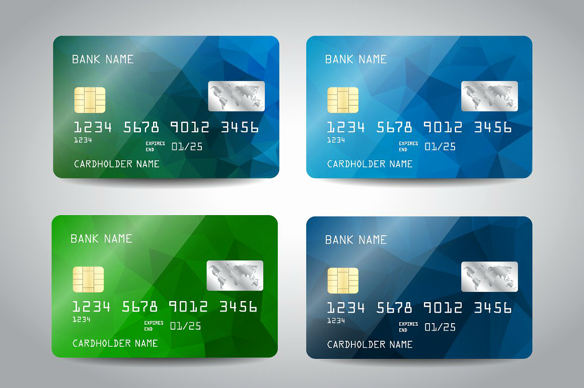 Credit Card Design Template Fresh 10 Credit Card Designs