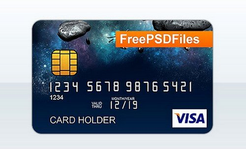 Credit Card Design Template Lovely 12 Free Credit Card Design Psd Templates