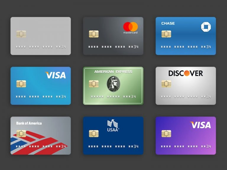Credit Card Design Template Lovely Credit Card Template