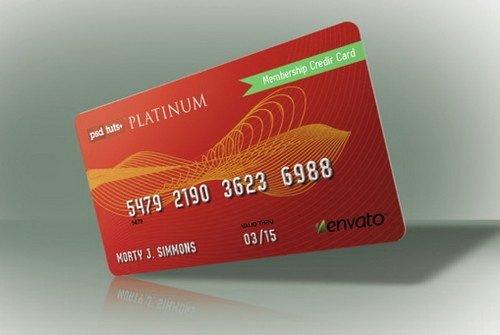 Credit Card Design Template Unique 12 Free Credit Card Design Psd Templates