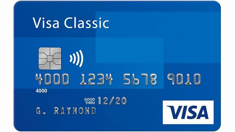 Credit Card Template Maker Best Of Visa to Ditch Signatures for Cards Finance Itnews