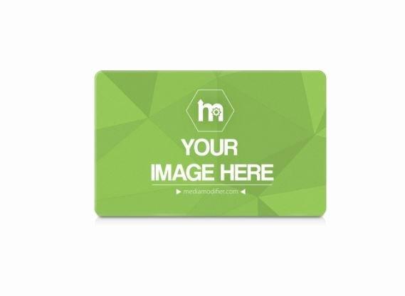 Credit Card Template Maker Fresh Credit Card Front View Mockup Generator
