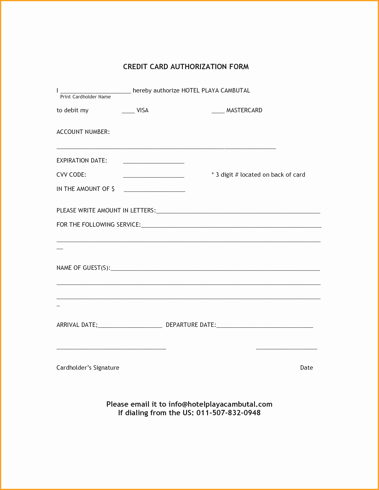 Credit Report Authorization form Template New Authorization form Template Example Mughals