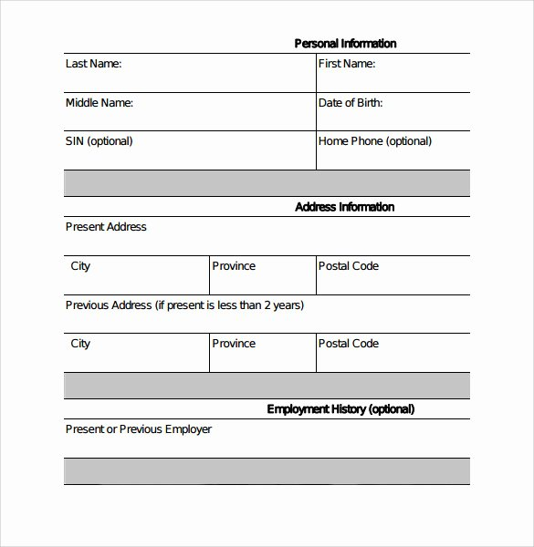 Credit Report Template Free Luxury Credit Report Template 11 Download Free Documents In