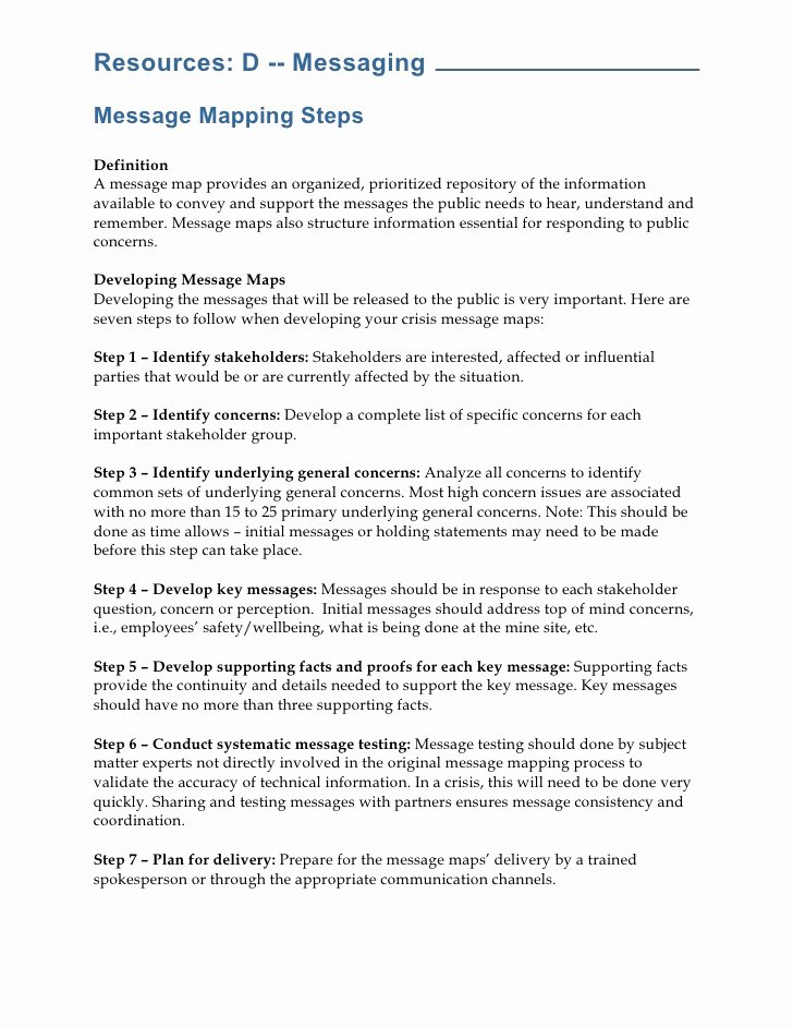 Crisis Communication Plan Template Awesome Health and Safety Plan Template Bing Images