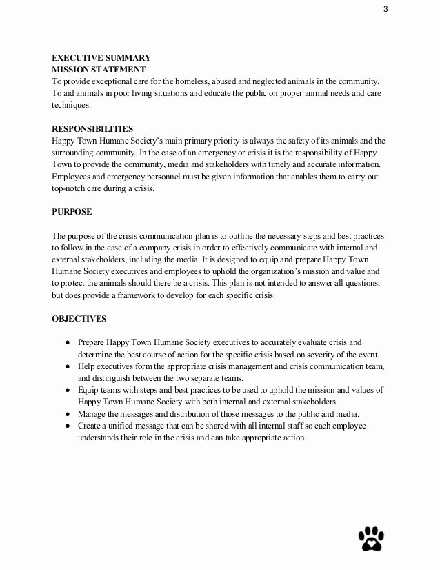 Crisis Communication Plan Template Fresh Crisis Munication Plan Sample