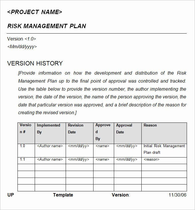 Crisis Management Plan Template New 10 Crisis Management Plan Examples Pdf