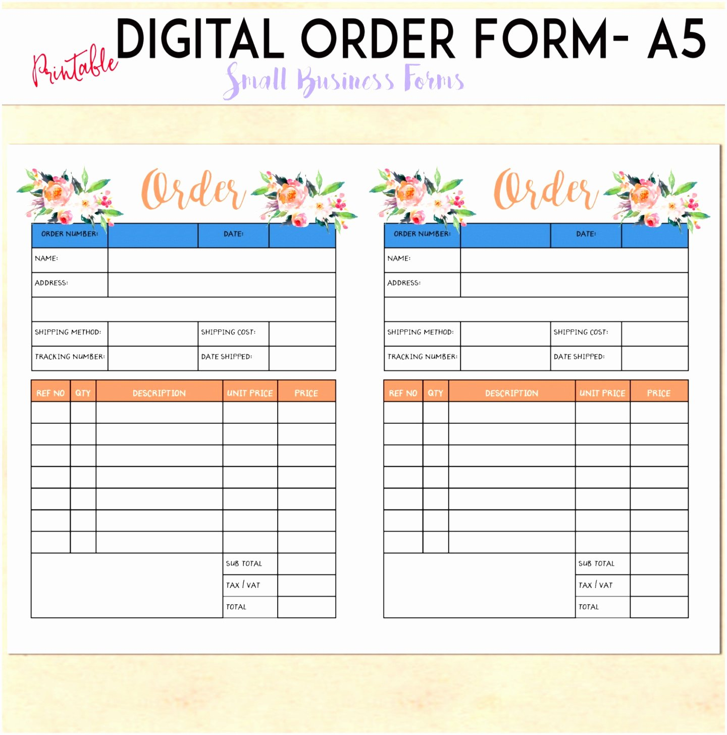 Custom order forms Template Lovely 6 Scentsy order form Template Upmrt