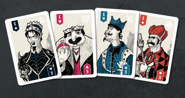 Custom Playing Card Template Beautiful Custom Playing Card Design