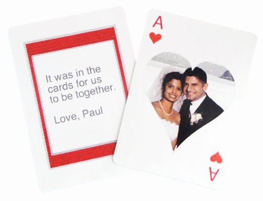 Custom Playing Card Template New Personalized Playing Card
